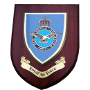 RAF Royal Air Force Military Wall Plaque